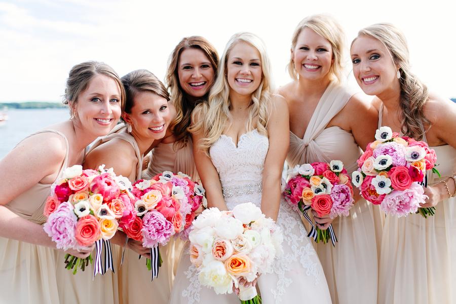 Blush Wedding Leah Fontaine Photo-16