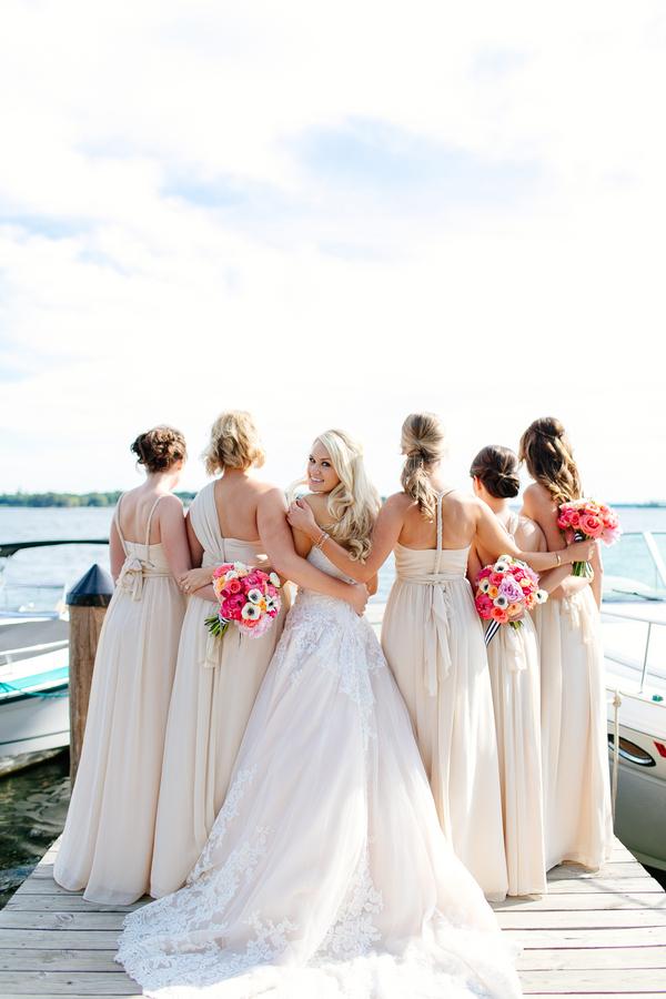 Blush Wedding Leah Fontaine Photo-17