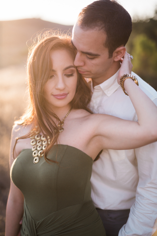 California Dreamin' Styled Engagement Shoot by Lin and Jirsa20
