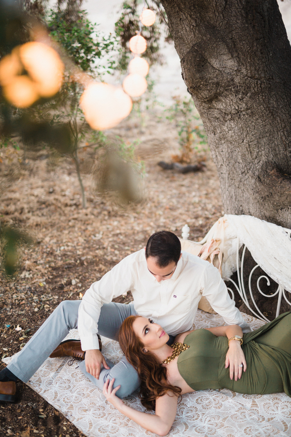 California Dreamin' Styled Engagement Shoot by Lin and Jirsa22