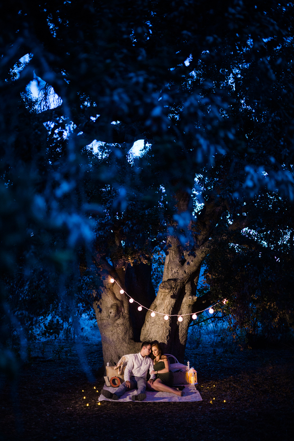 California Dreamin' Styled Engagement Shoot by Lin and Jirsa26