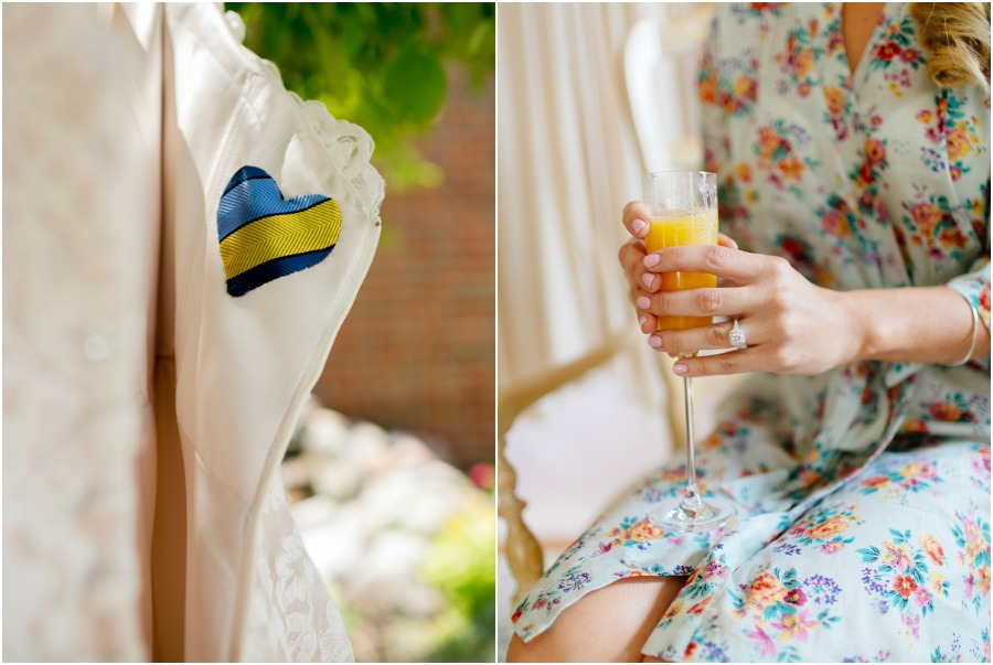 Colorful Modern wedding with a lot of heart