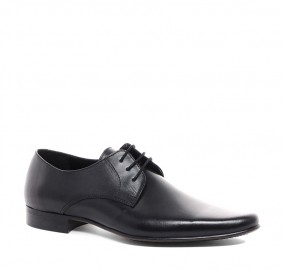 Derby Leather Shoes Wedding Groom