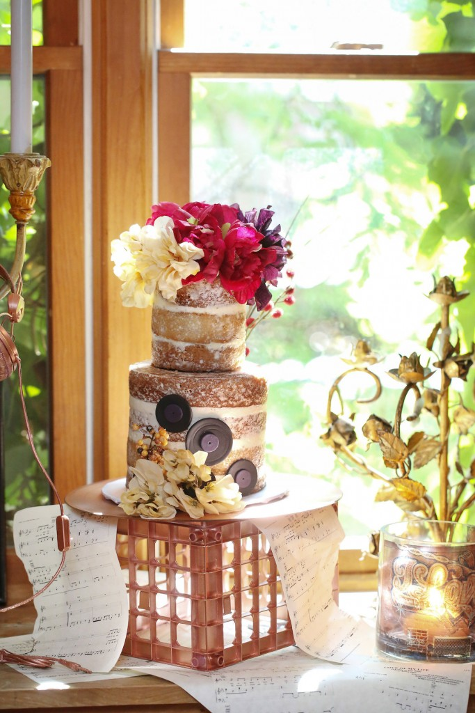 Naked Wedding Cake IM Pastry Studio-Image by Amy Anaiz Phtography