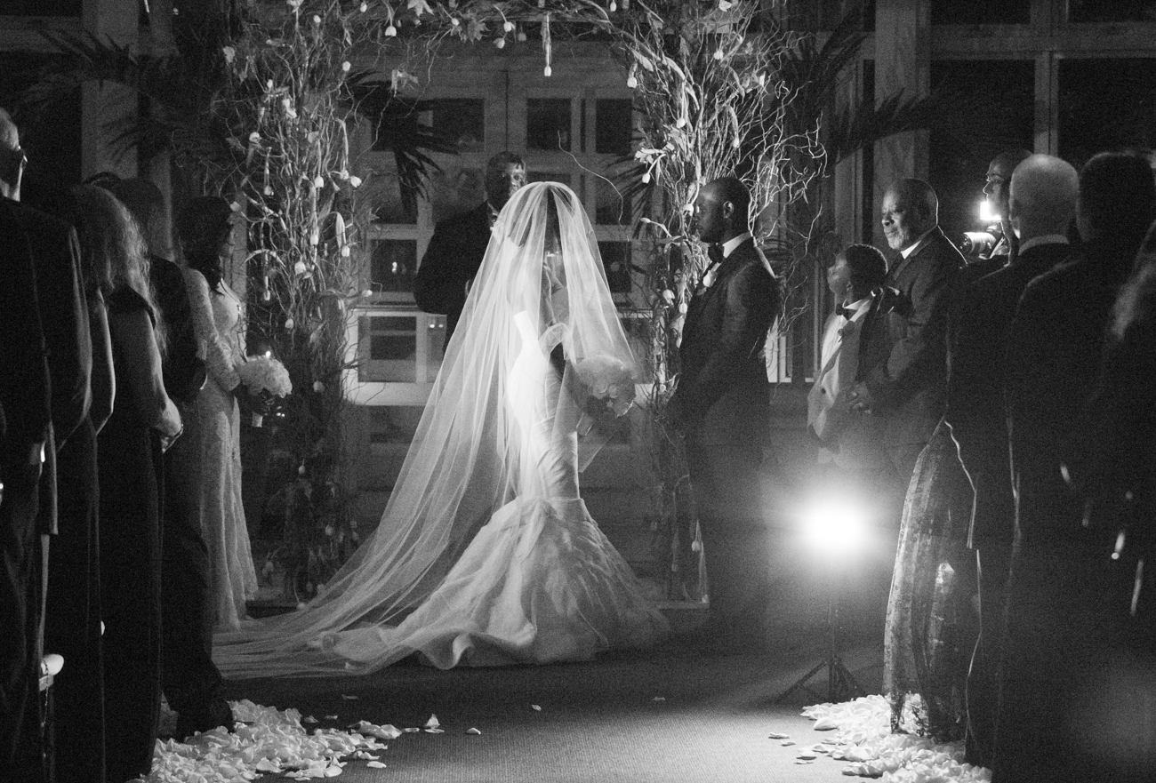 Kahlana Barfield Wedding