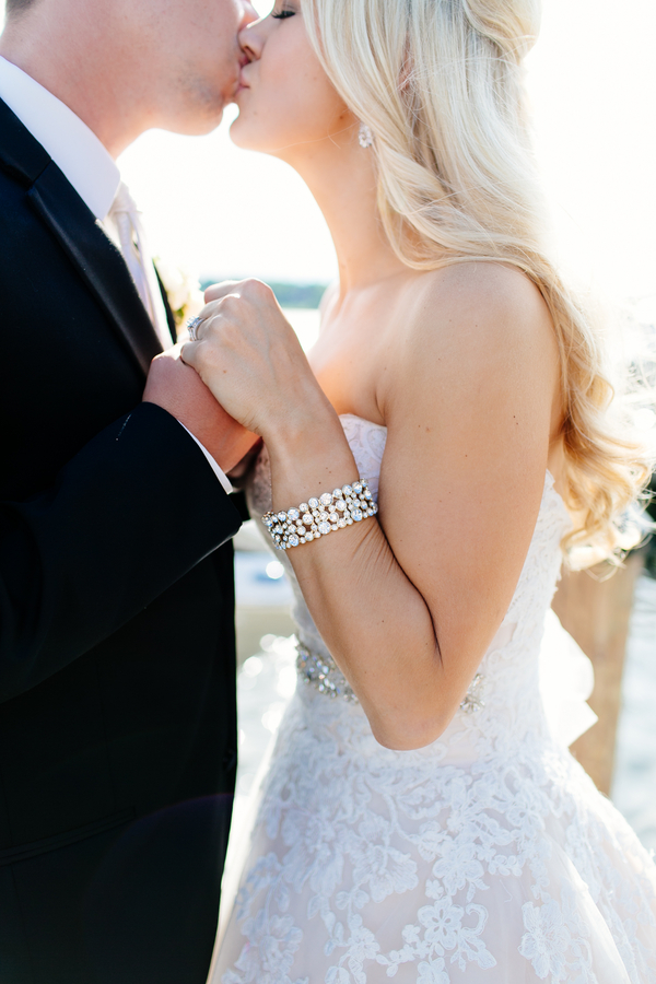 Modern Blush Wedding by Leah Fontaine Photography 53
