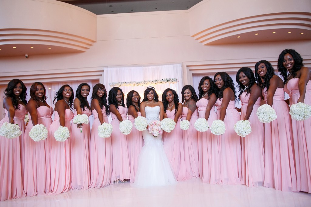 glam houston ballroom wedding by dure events (14)