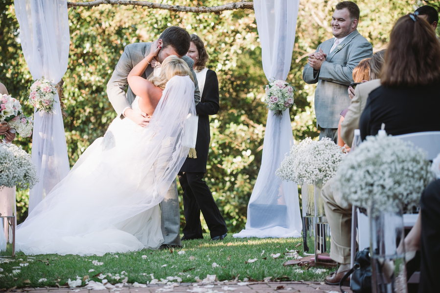 outdoor wedding in lexington south carolina 35