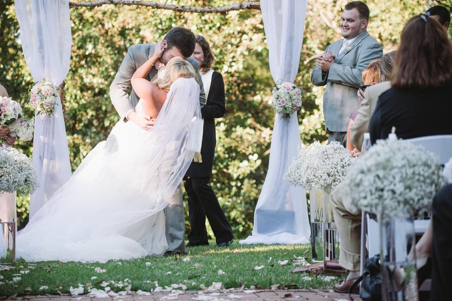outdoor wedding in lexington south carolina 35
