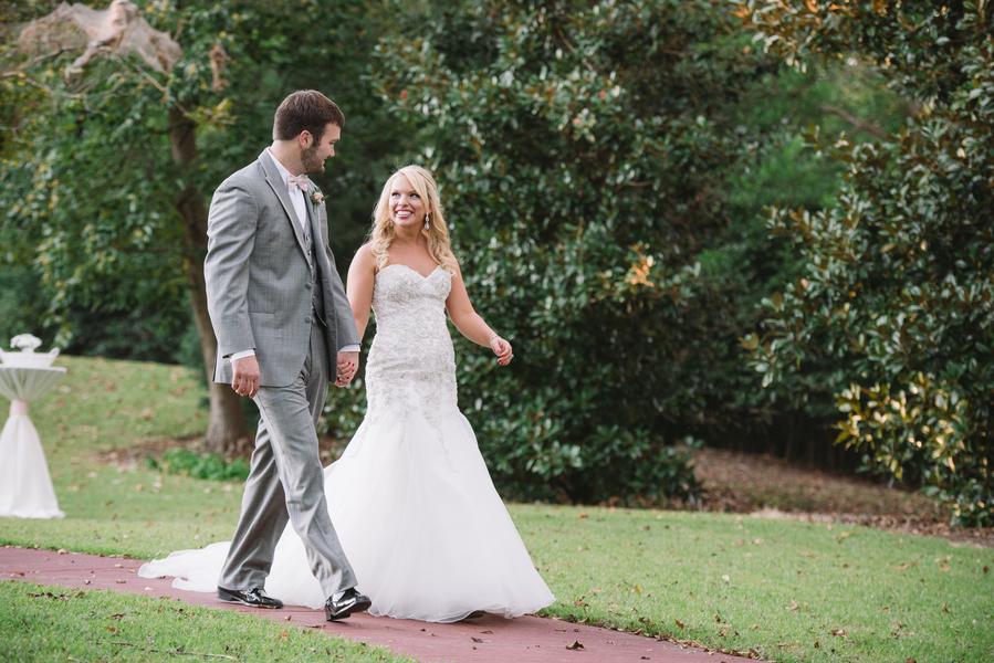 outdoor wedding in lexington south carolina 39
