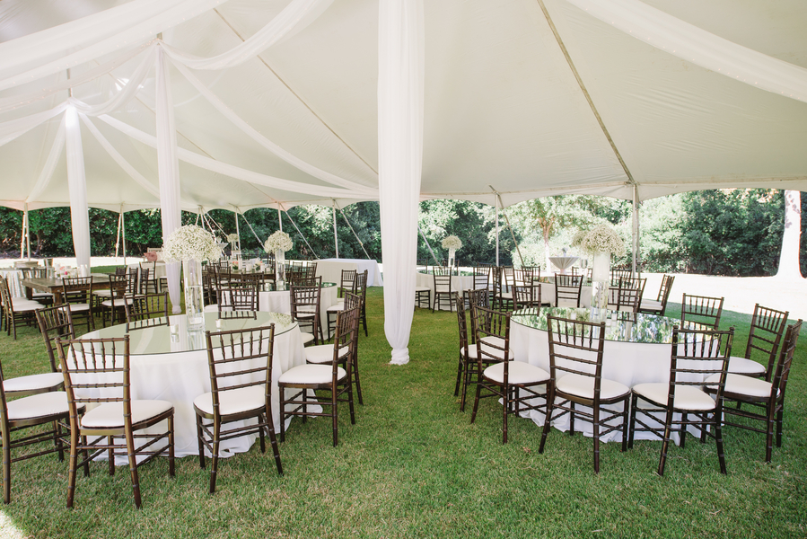 outdoor wedding in lexington south carolina 7