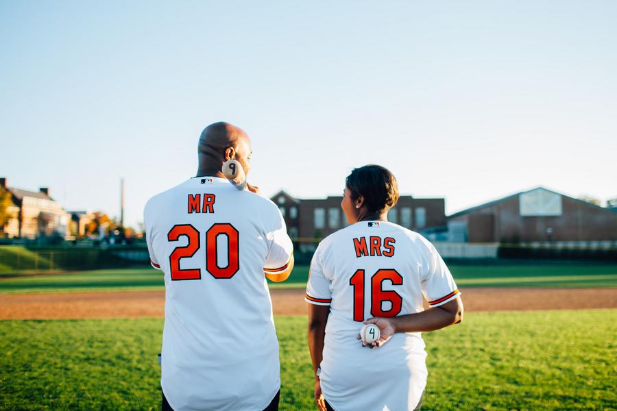 HannahLane Baseball engagement-12