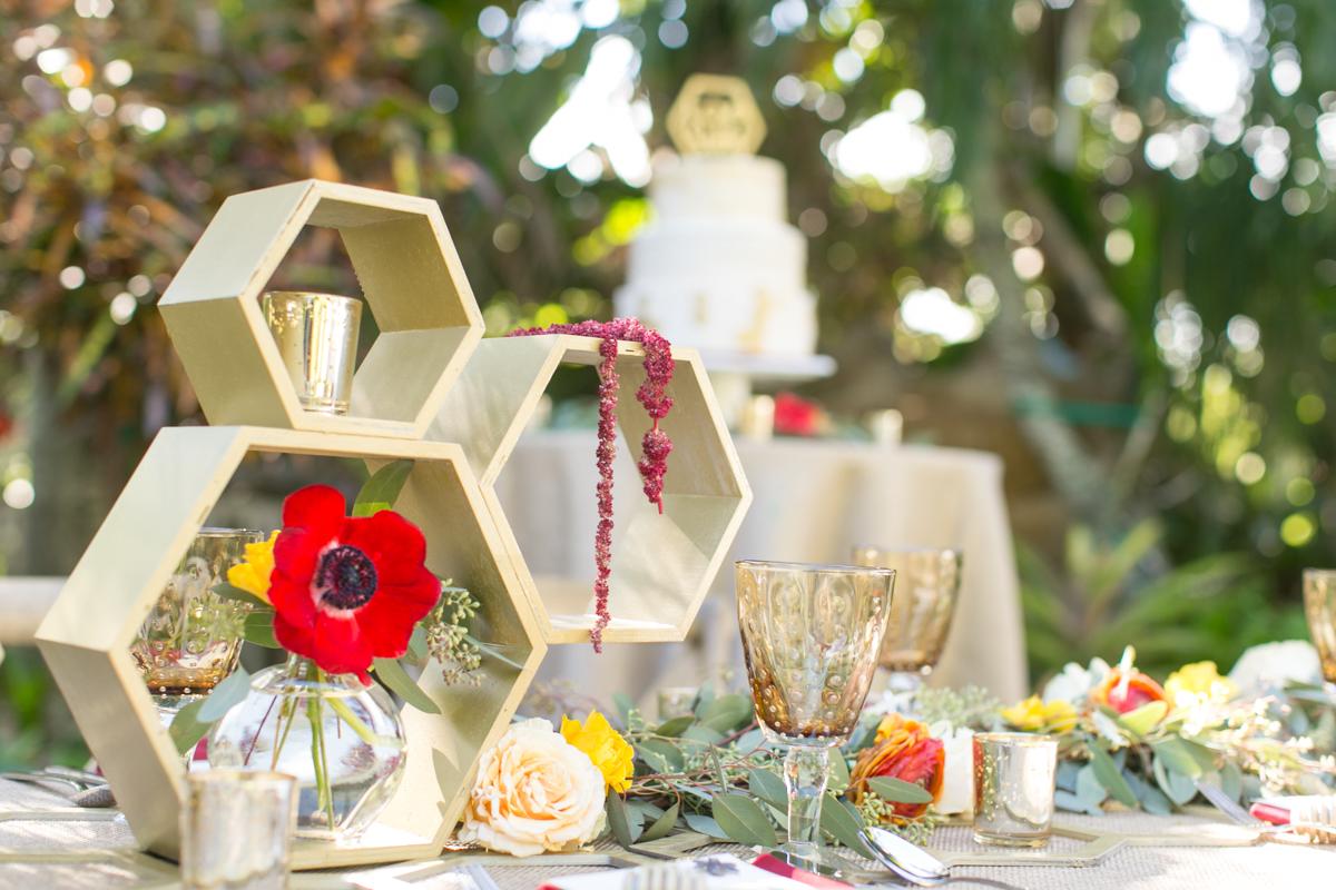 Chantell Event Design (Designer) Swanky Celebrations (Floral Design) Sweet Treats by Nathalie (Cake) Ten23 Designs (Custom Decor) AJ Shorter Photography www.AJShorter.com