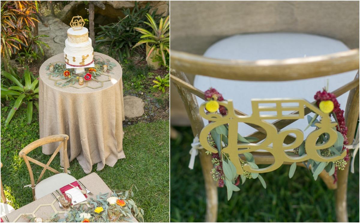Queen Bee Bridal Shower
