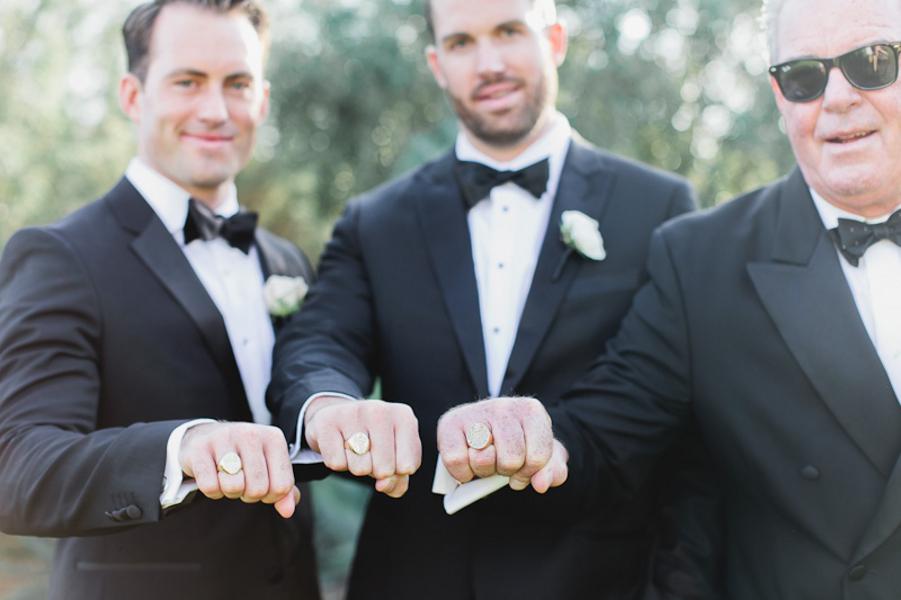groomsmen portraits _ classic romantic wedding