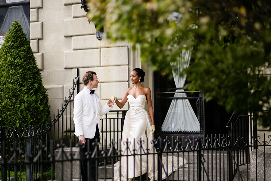 Scandal Olivia Pope and Fitz Wedding- By petronella22