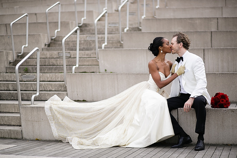 Scandal Olivia Pope and Fitz Wedding- By petronella27