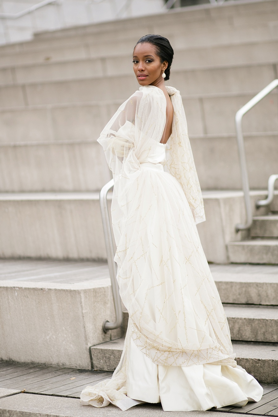 Scandal Olivia Pope and Fitz Wedding- By petronella30