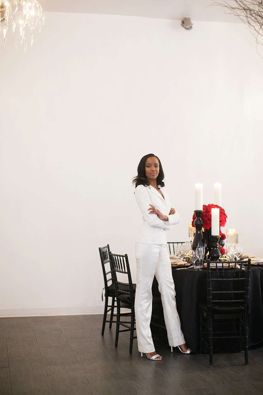 Scandal Olivia Pope and Fitz Wedding- By petronella44