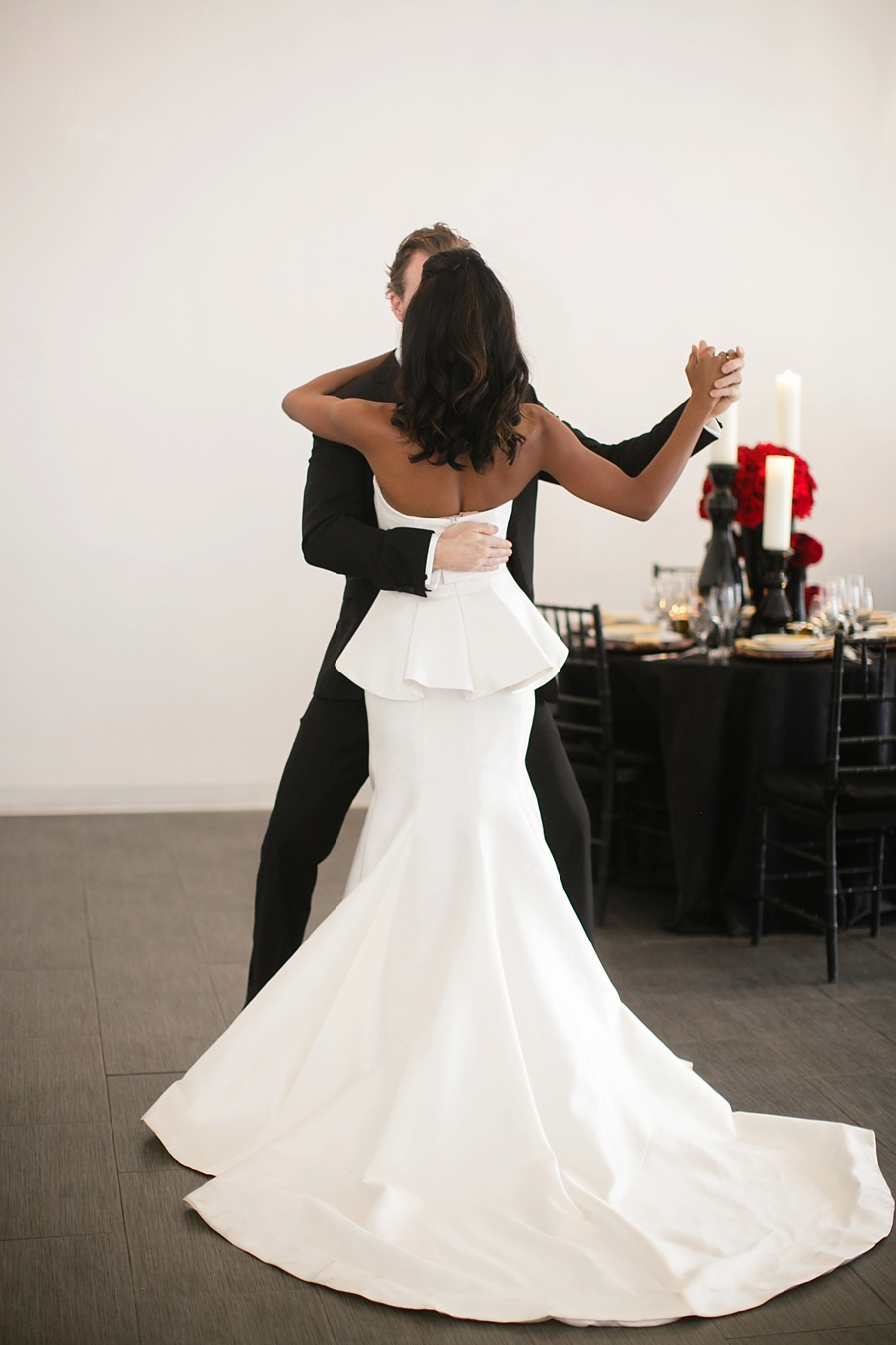 Scandal Olivia Pope and Fitz Wedding- By petronella5