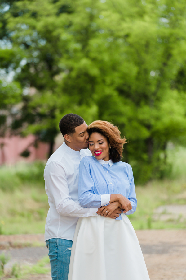 Southern Vintage Engagement Session-1
