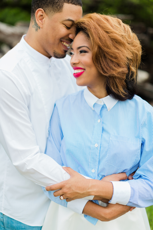 Southern Vintage Engagement Session-6