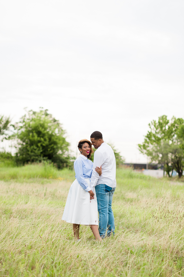 Southern Vintage Engagement Session-9
