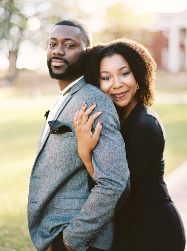 Tuskegee University Engagement Shoot by Unique2Chic Photography1