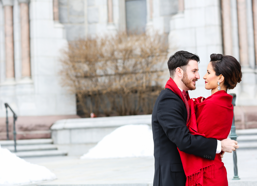 Valentines Day Engagement Shoot Inspiration by Digna Toledo Photography (1)