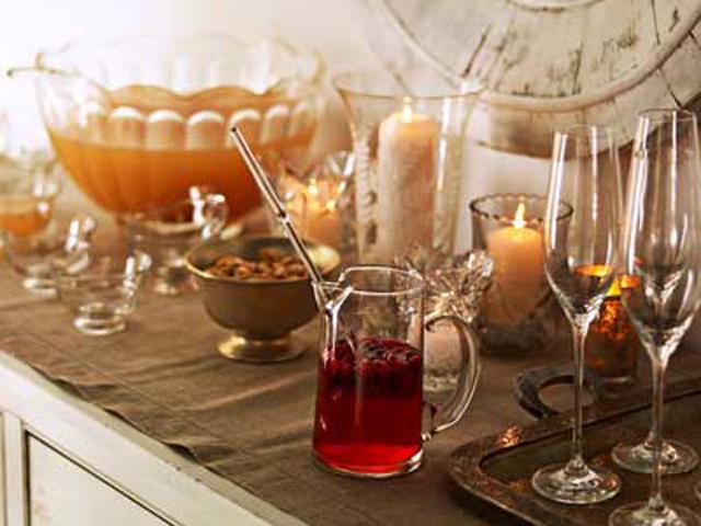 Warm Bourbin Cider