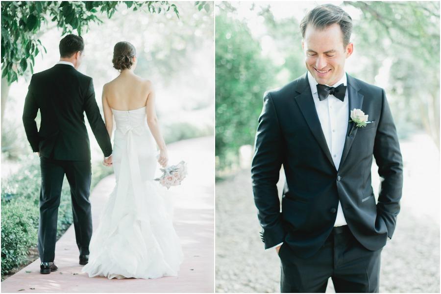 rustic romantic arizona wedding