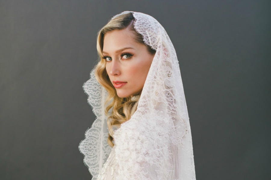 10 Wedding Veils for the Aisle Perfect Bride
