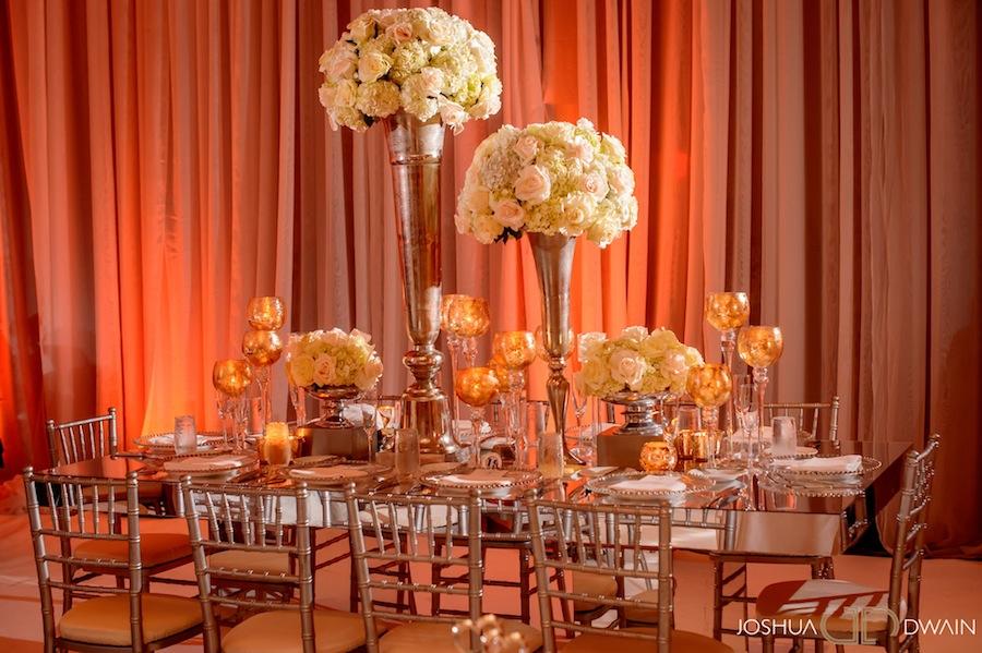 Lauren & Elobuike's Wedding at the Renaissance Arlington Capital View Hotel http://www.joshuadwain.com