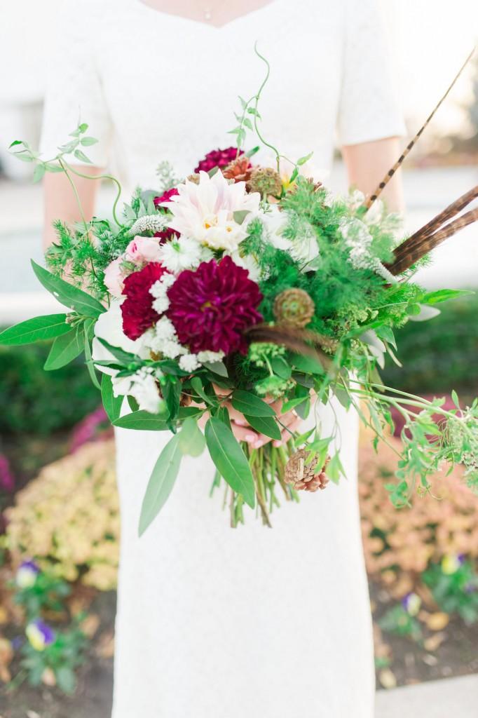 loose wild florals by Designs by Oochay