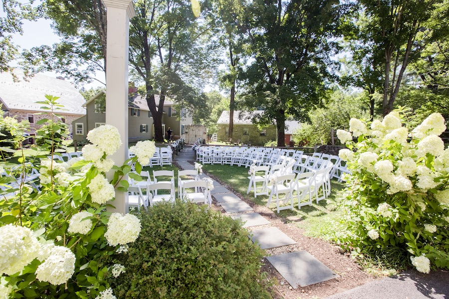 Outdoor New Jersey Real Wedding-8