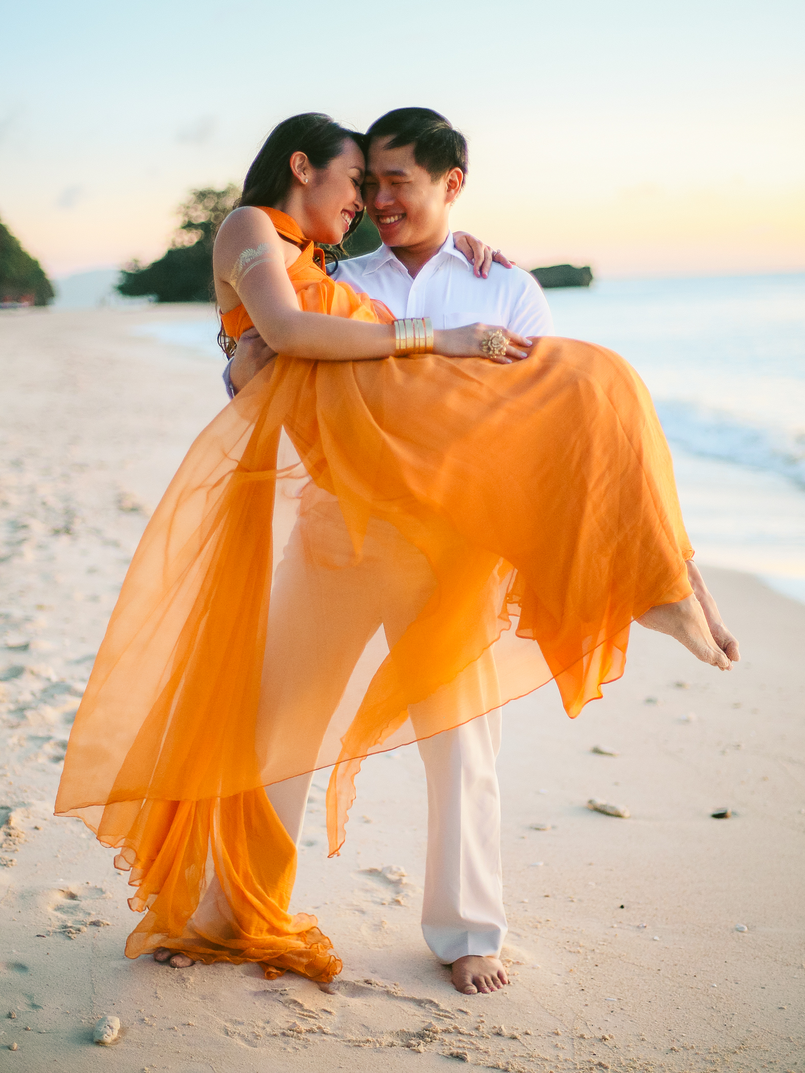 Philippines sunset engagement-25
