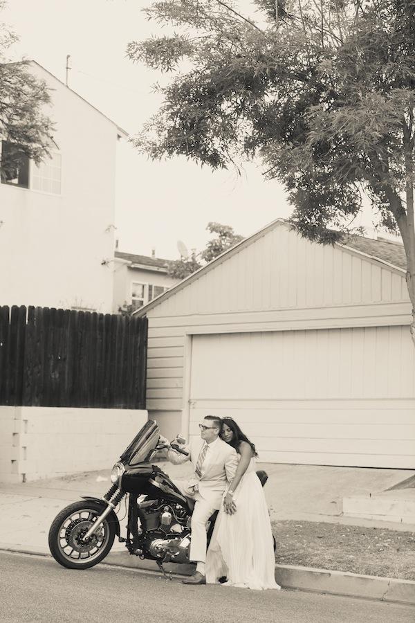 Summer & Devon's Backyard Weding Photogrphed by Aurelia D'Amore Photography