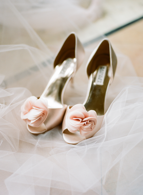 blush and gold wedding at Harwelden mansion 1