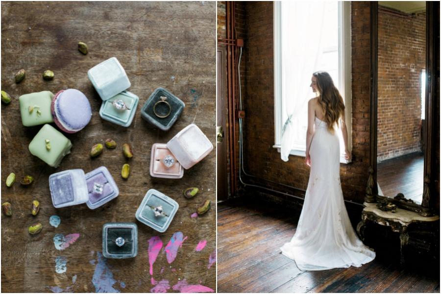 marie antoinette vintage wedding inspiration
