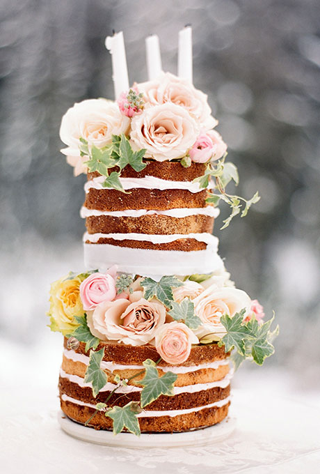 nadia hung photography - wedding cakes