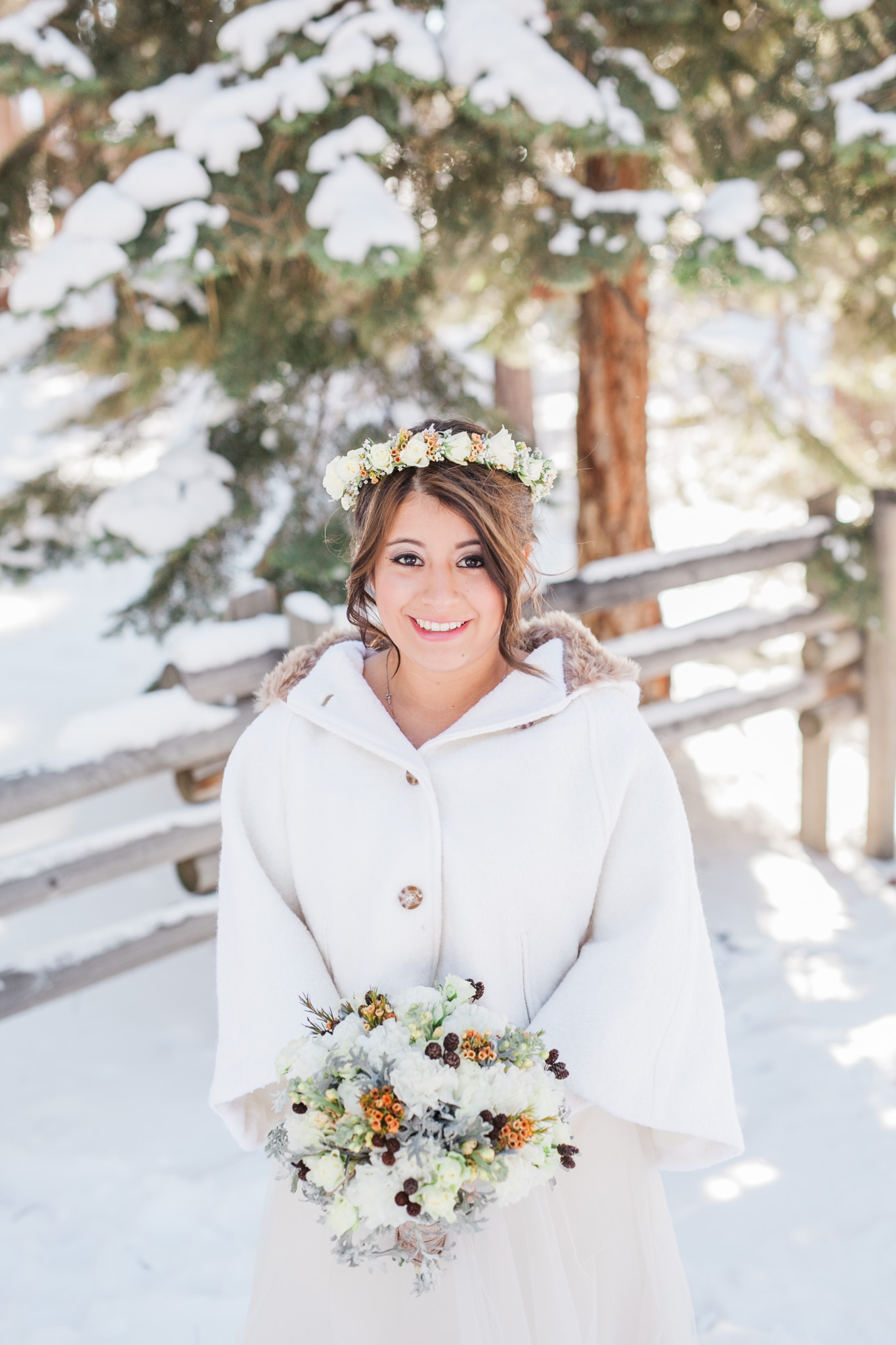 Lake Tahoe Wedding Photographer - Winter Wedding-57