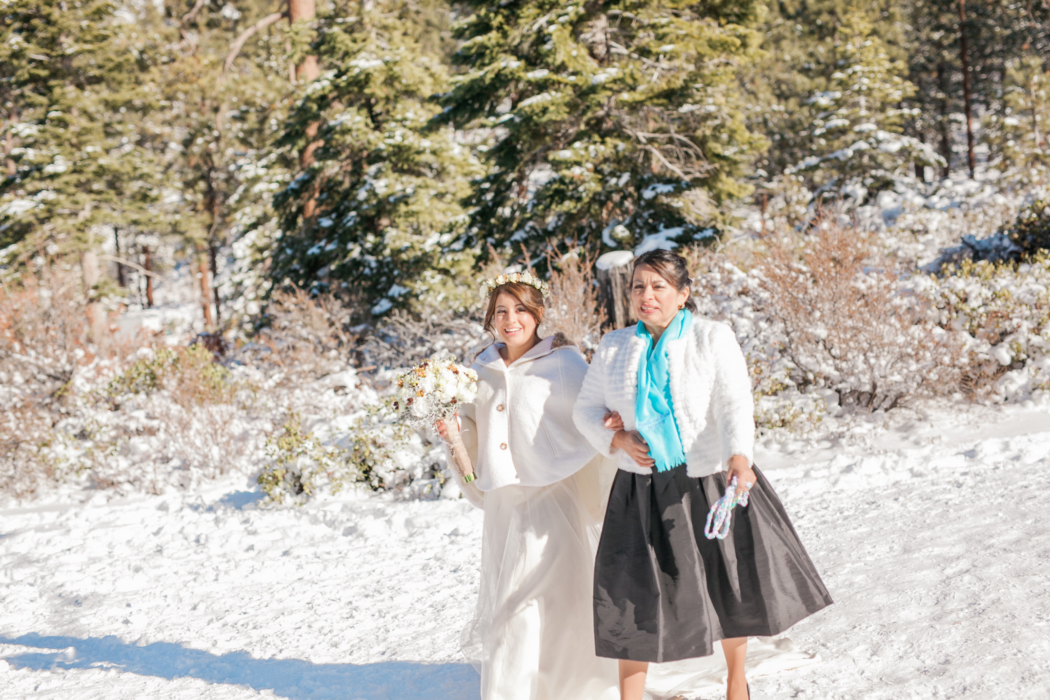 Lake Tahoe Wedding Photographer - Winter Wedding-66