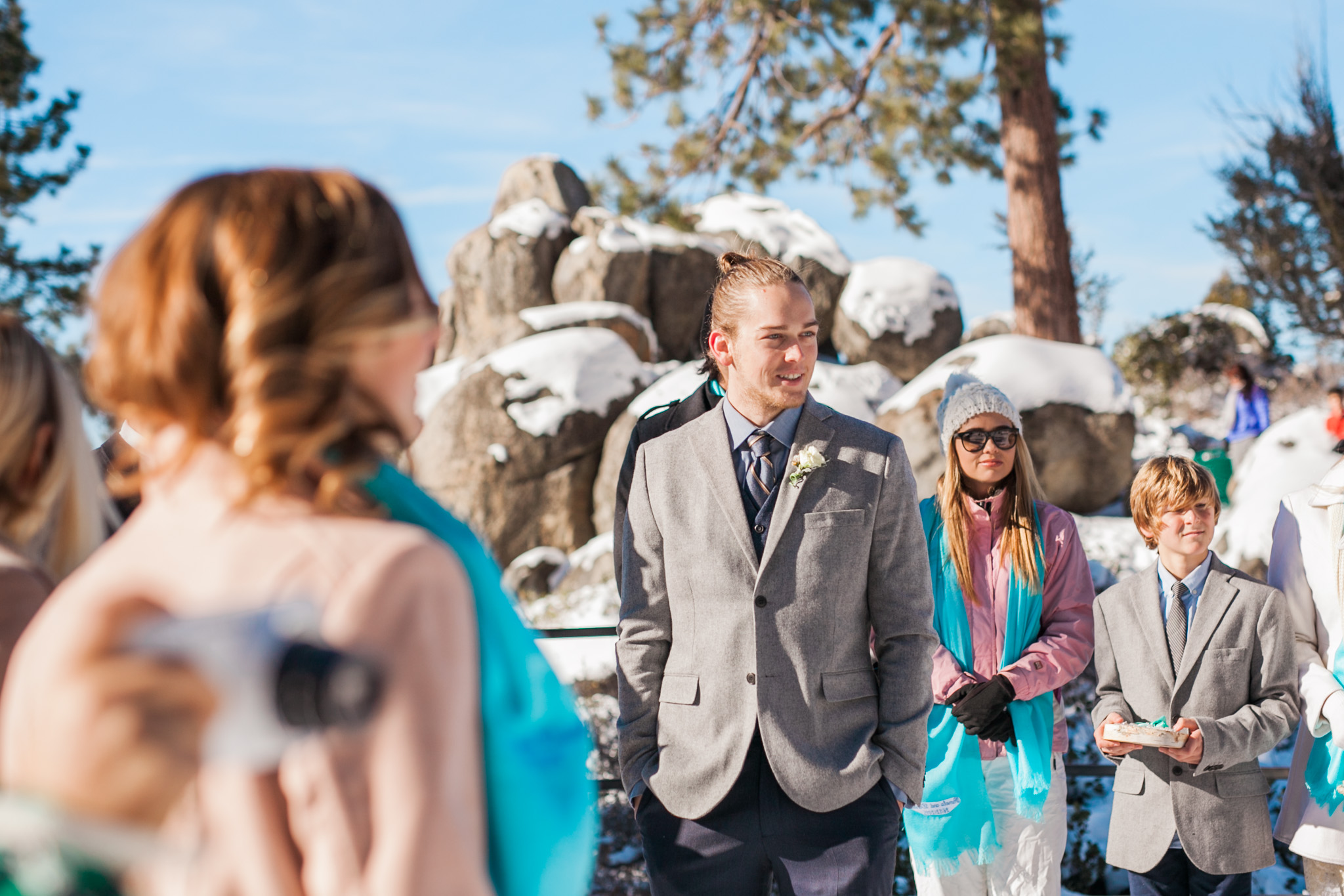 Lake Tahoe Wedding Photographer - Winter Wedding-67