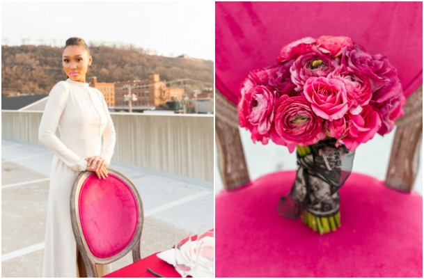Pink and White Barbie Inspiration