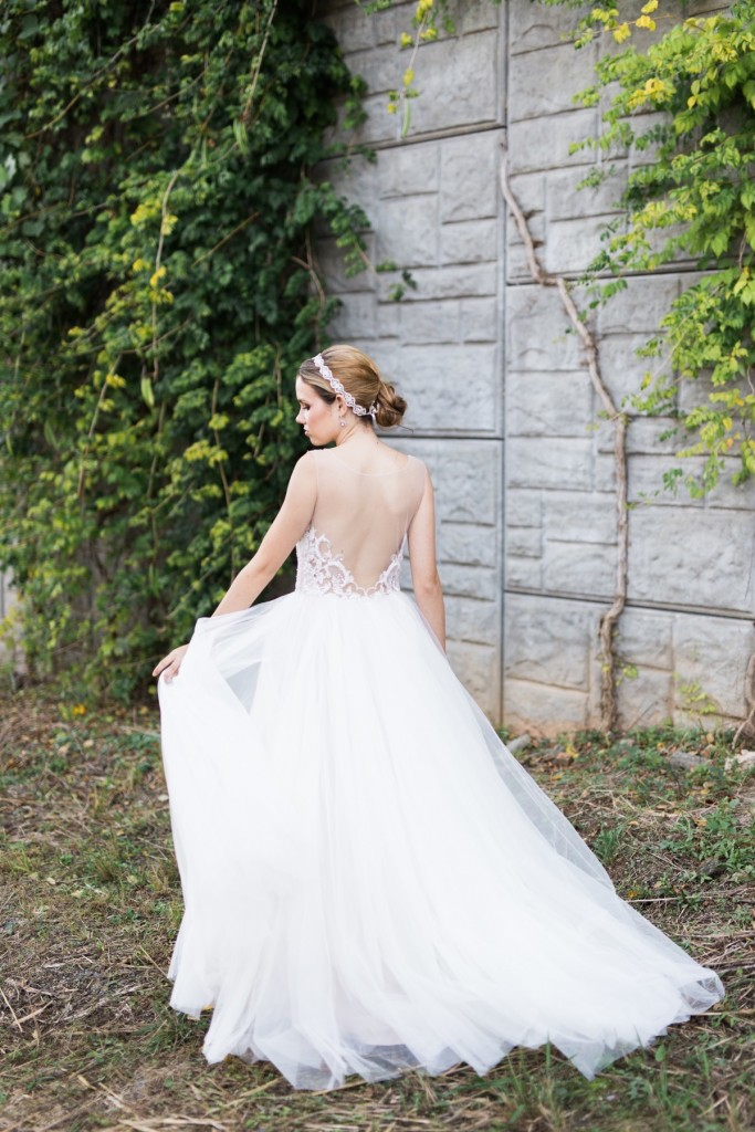 Spring Watercolor Wedding Inspiration 133
