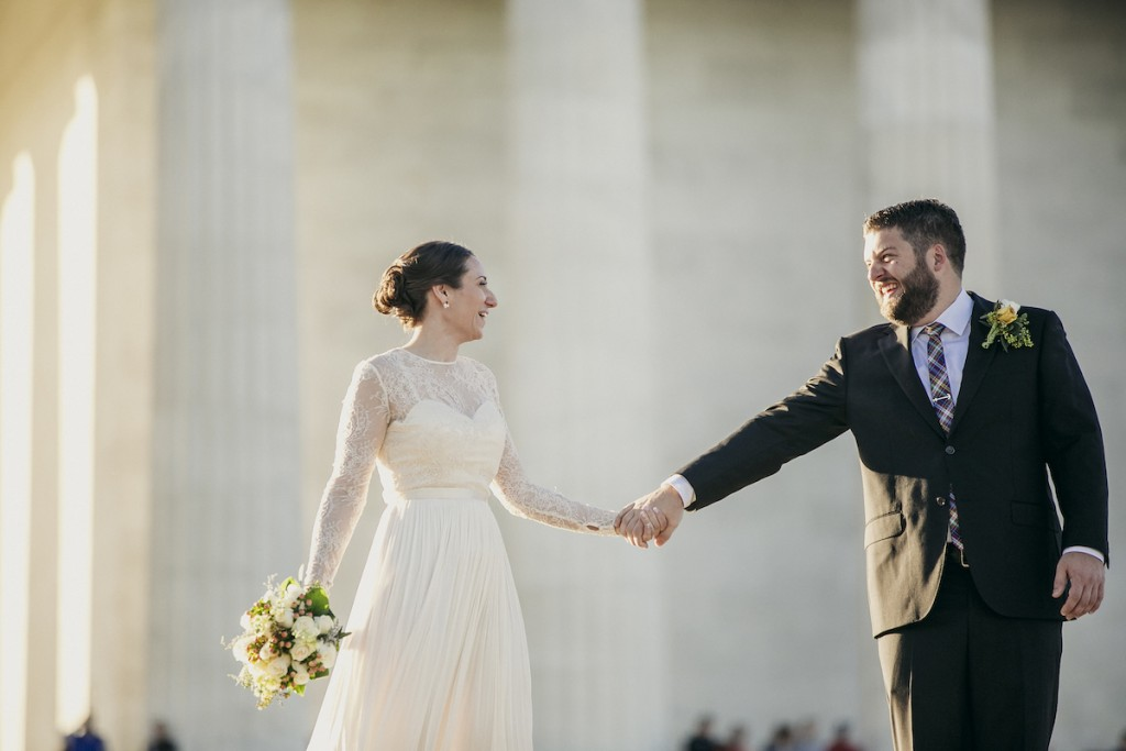 Intimate Washington DC Wedding 18