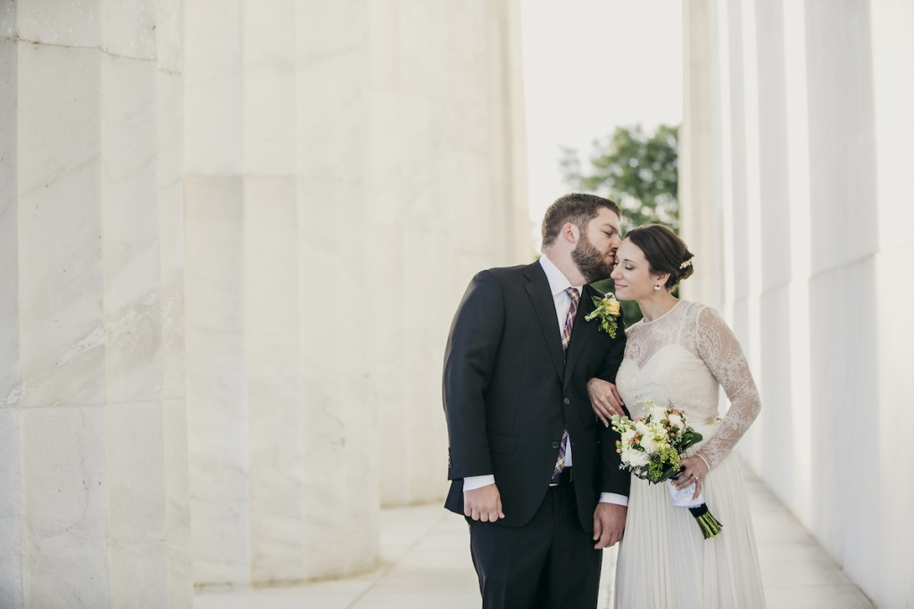 Intimate Washington DC Wedding 21