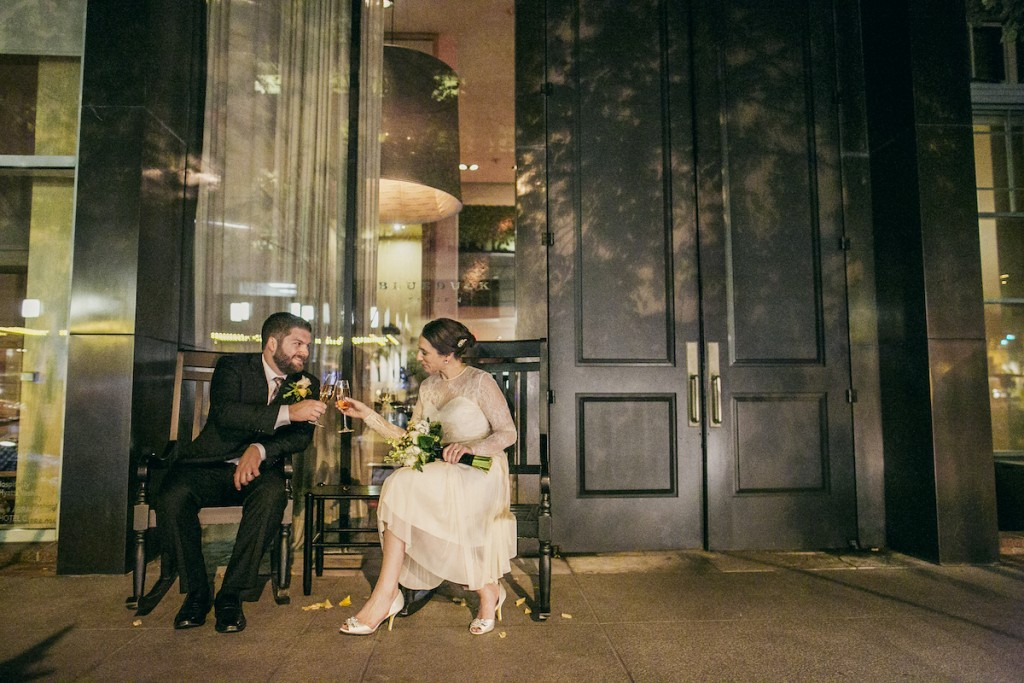 Intimate Washington DC Wedding 54