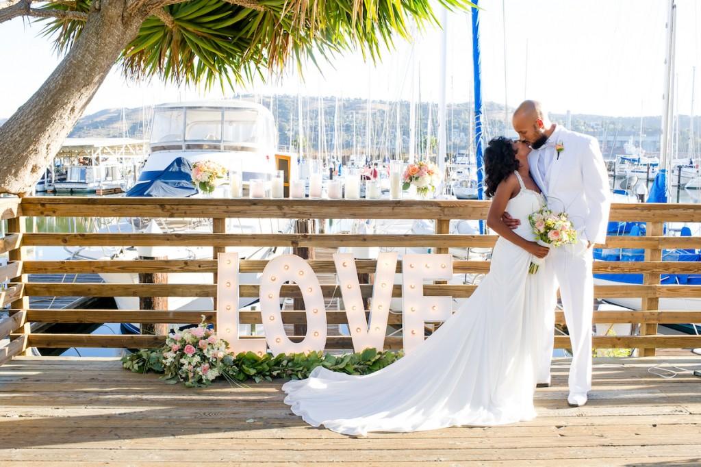 Nautical Lighthouse Wedding Inspiration Shoot (26)