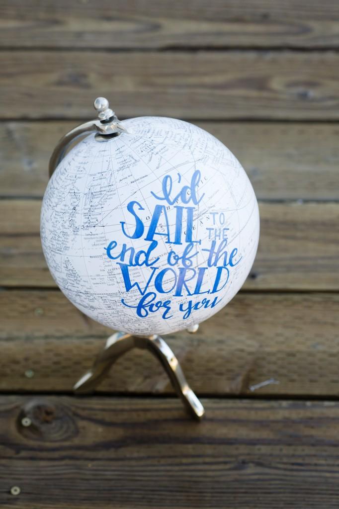 Nautical Lighthouse Wedding Inspiration Shoot (31)